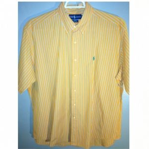 Polo by Ralph Lauren men's XL Blake short sleeve